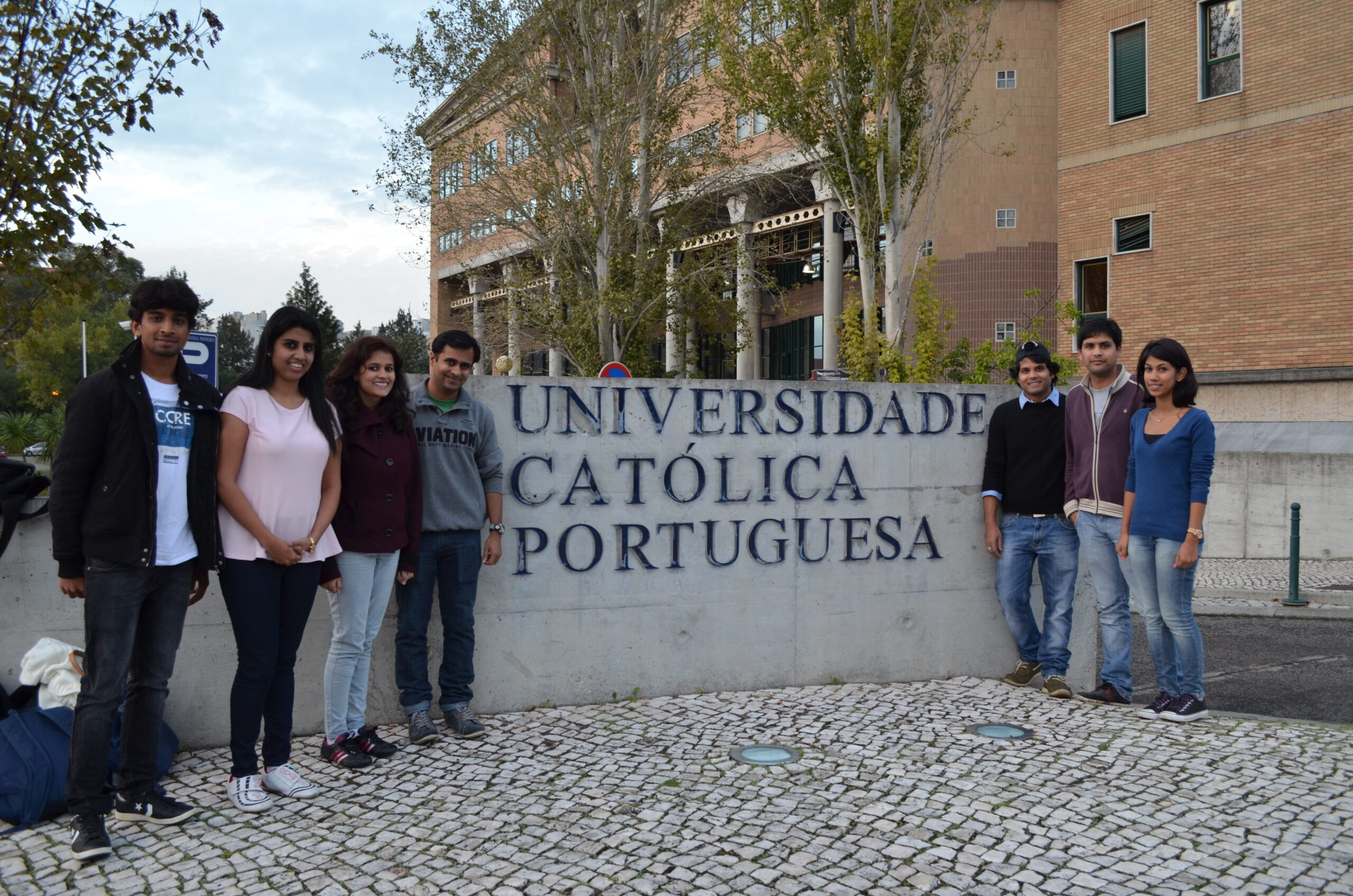 Catolica Lisbon School of Business and Economics, MYRA School of Business, Mysore Royal Academy