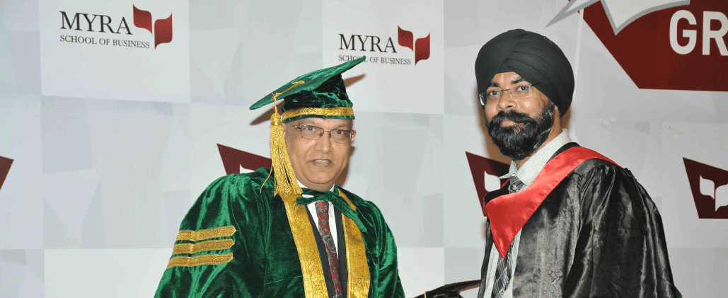 Ramasastry Ambarish, Dean, MYRA School of Business, Mysore Royal Academy