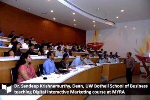 Atreya, MYRA School of Business, Mysore Royal Academy