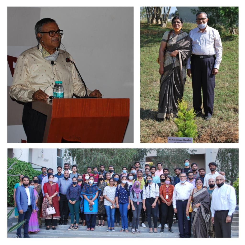 Mr. Kandaswamy Bharathan Joint Managing Director, Kavithalayaa