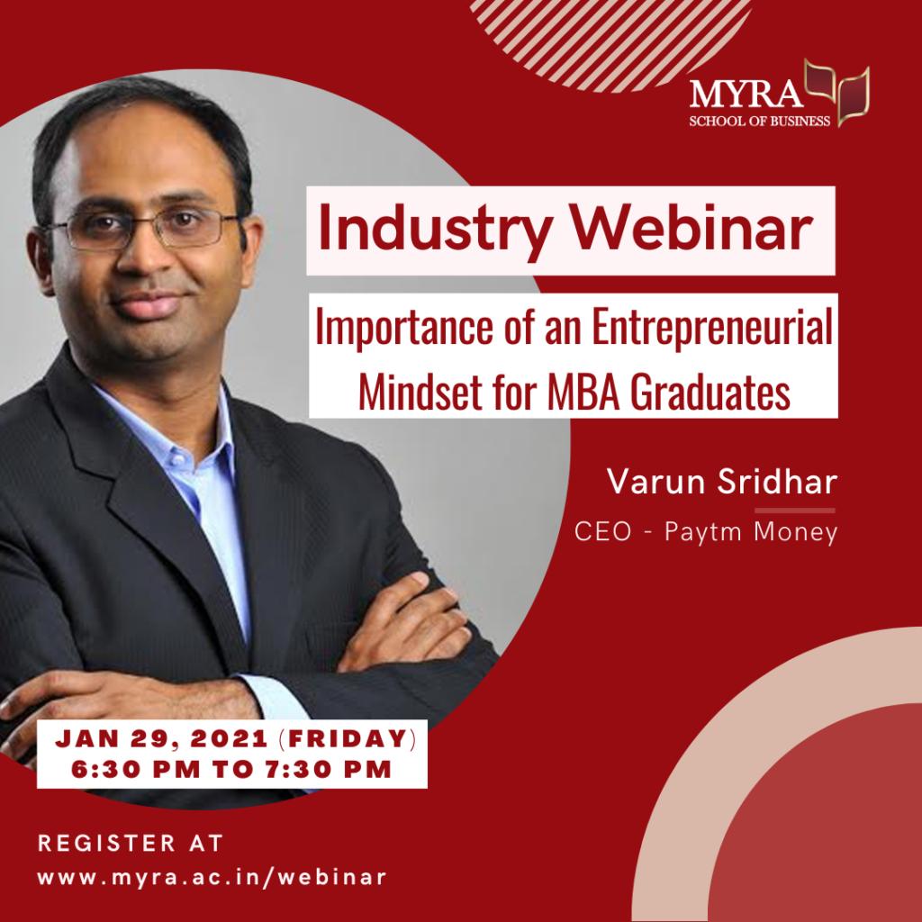 Varun Sridhar, CEO - PayTM Moeny
