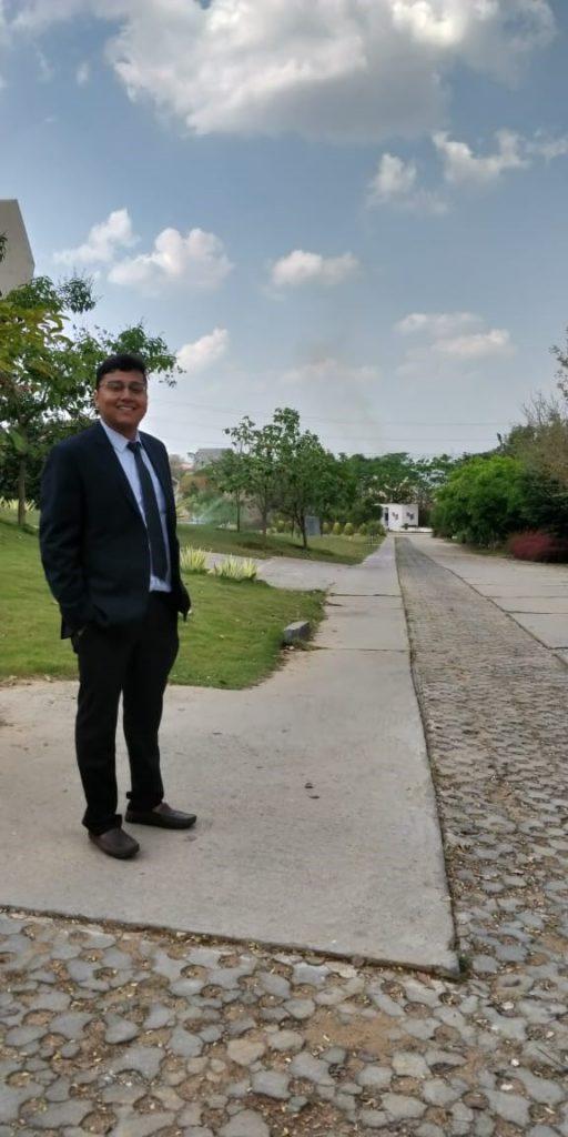 Amith V, PGDM 2021